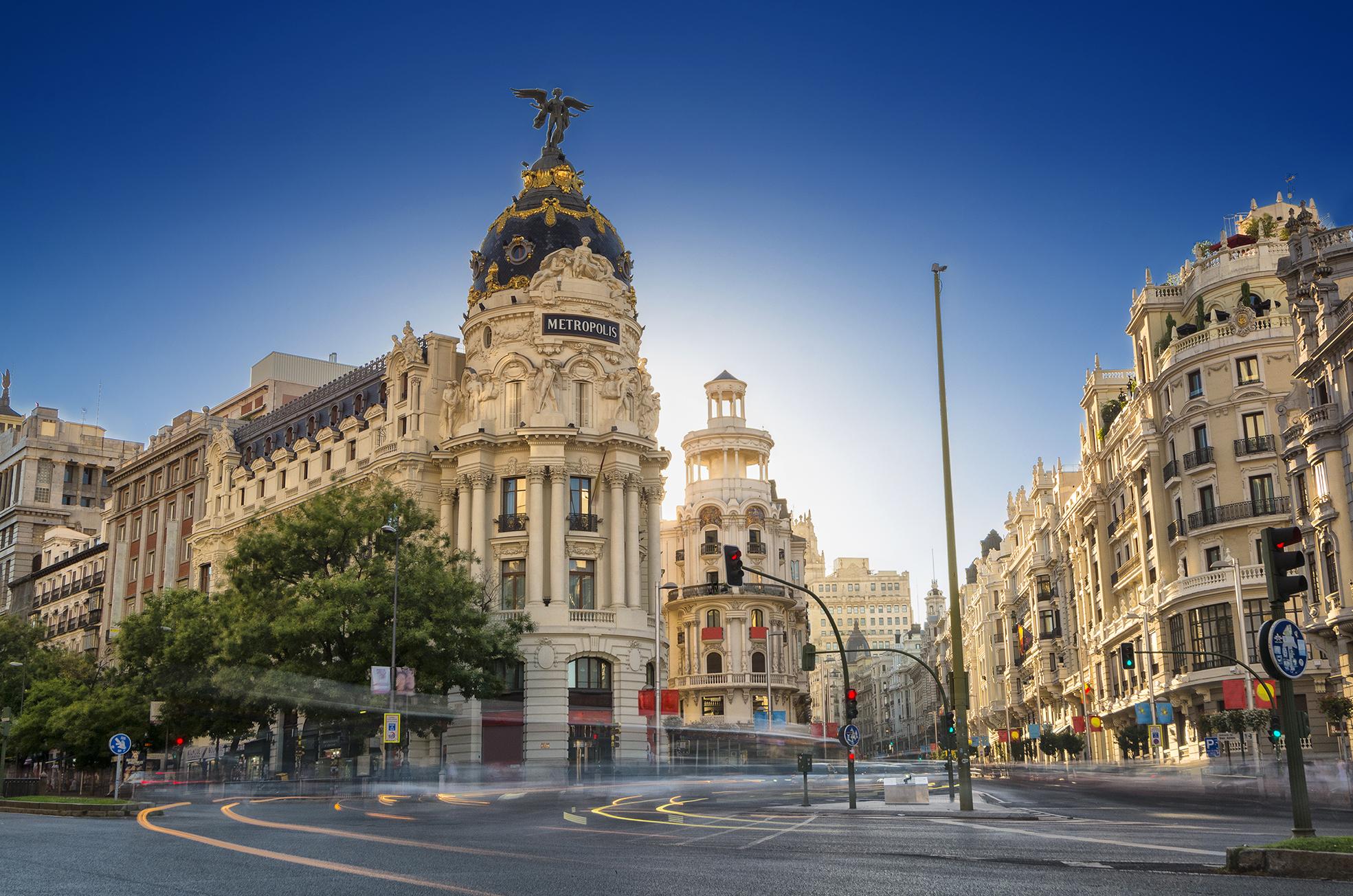 MADRID Y BARCELONA SUMARAN 567.000 NUEVOS METROS CUADRADOS DE OFICINAS HASTA 2021