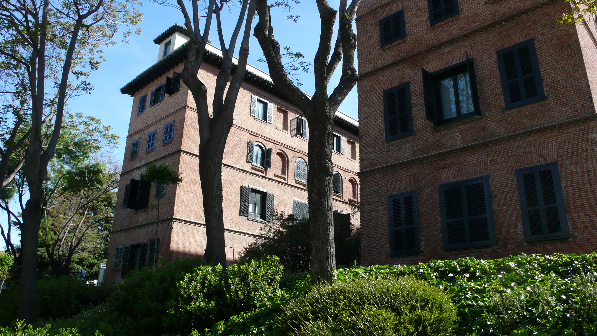 Residencia de Estudiantes Madrid Lorca Buñuel Dalí