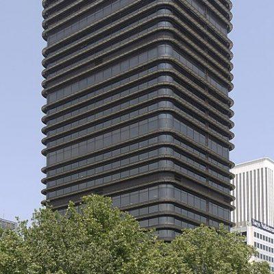 Azca Edificio BBVA Madrid Fiteni