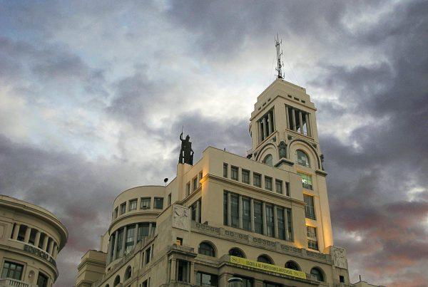 Círculo de Bellas Artes Madrid Antonio Palacios