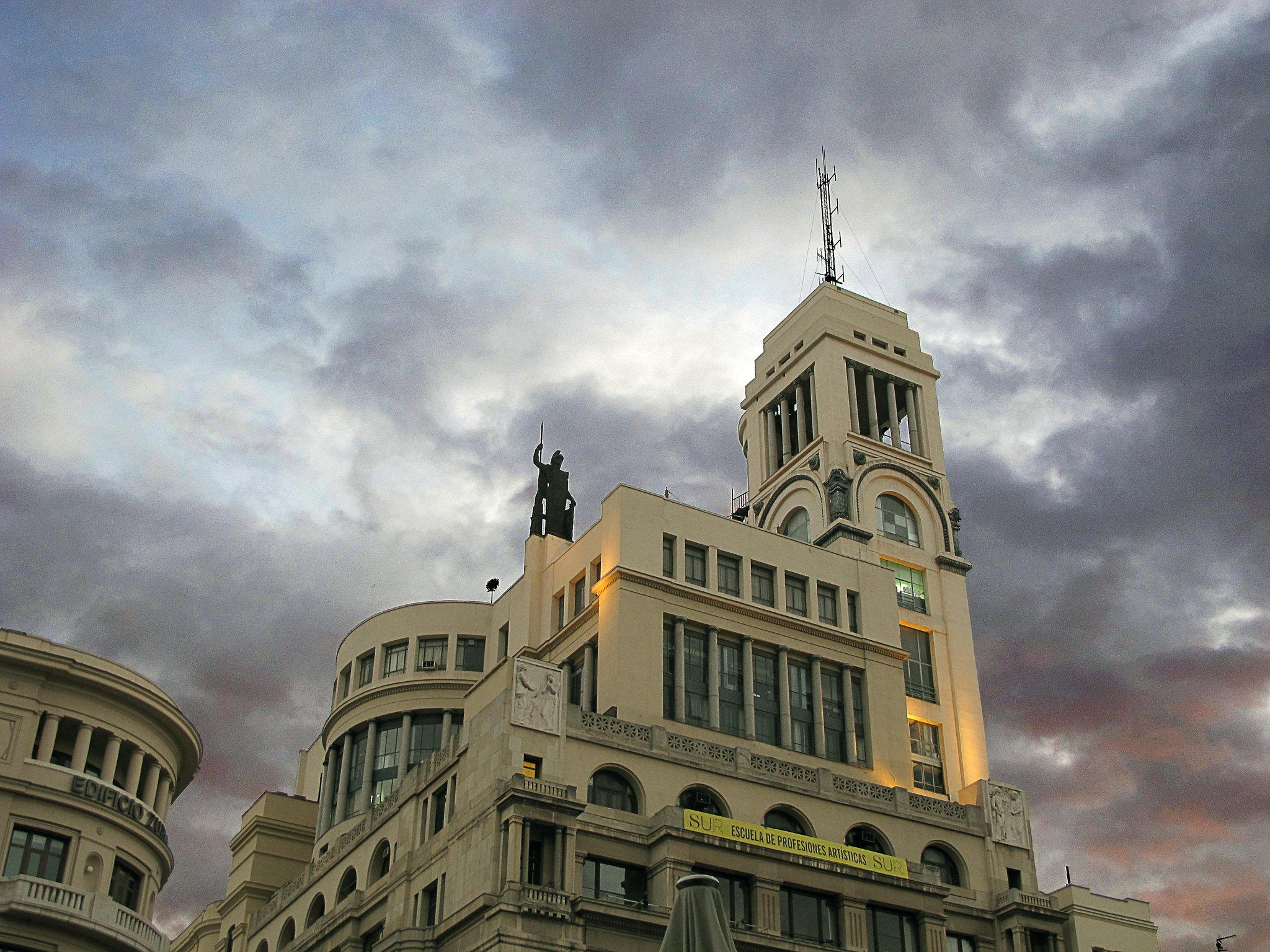 El Círculo de Bellas Artes de Madrid. Acercándonos al trabajo de Antonio Palacios