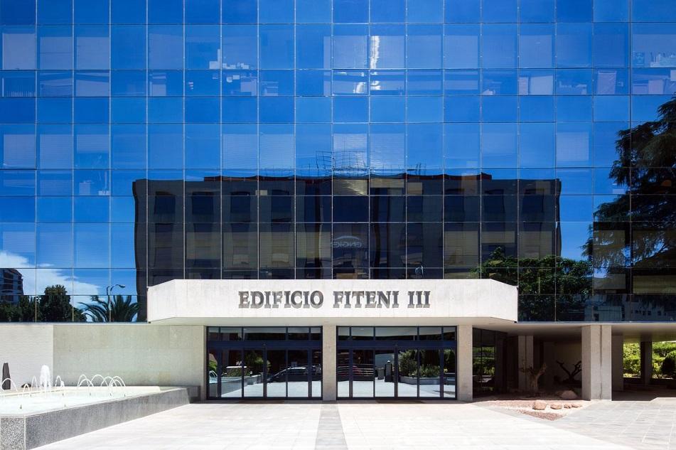 Oficinas en alquiler Torrelaguna 64 Madrid