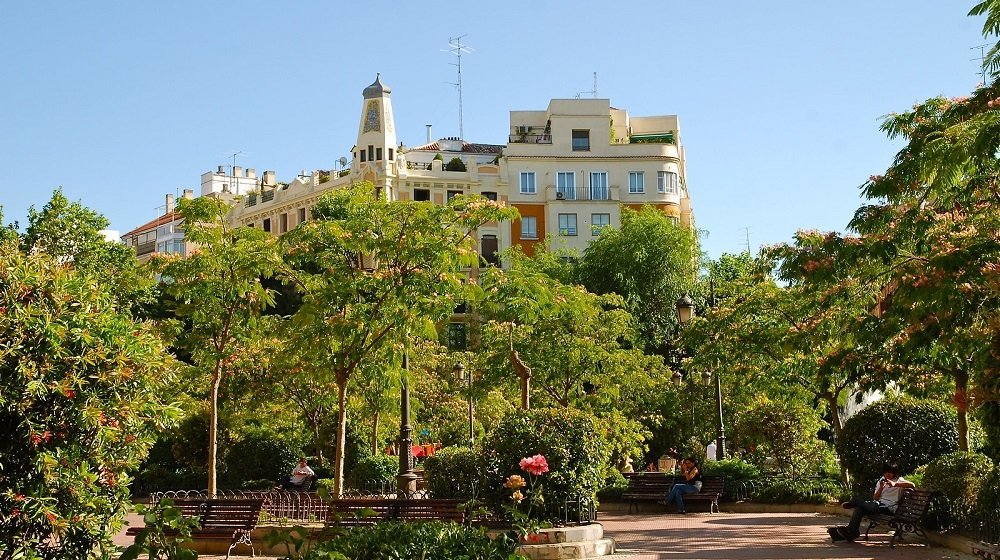 Piso en alquiler en el barrio de Trafalgar Madrid