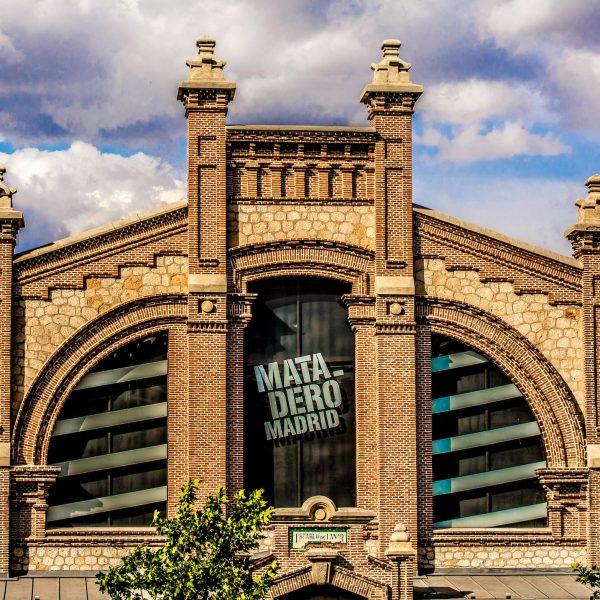Matadero Madrid Río