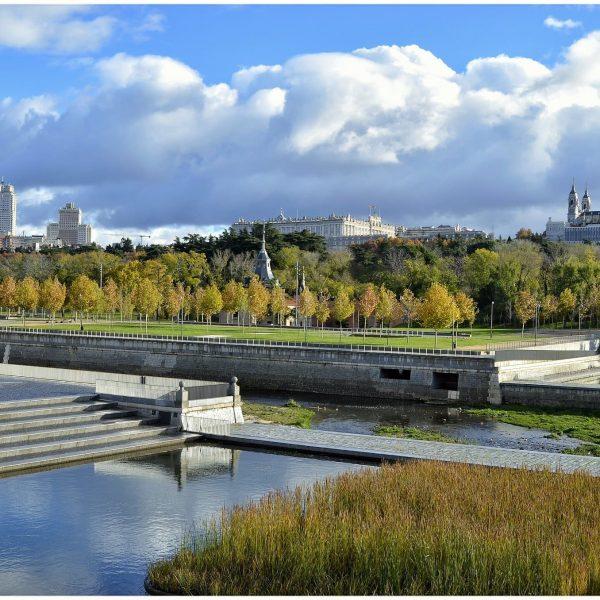 Madrid Río, el parque urbano del siglo XXI. Madrid reinventa la ciudad
