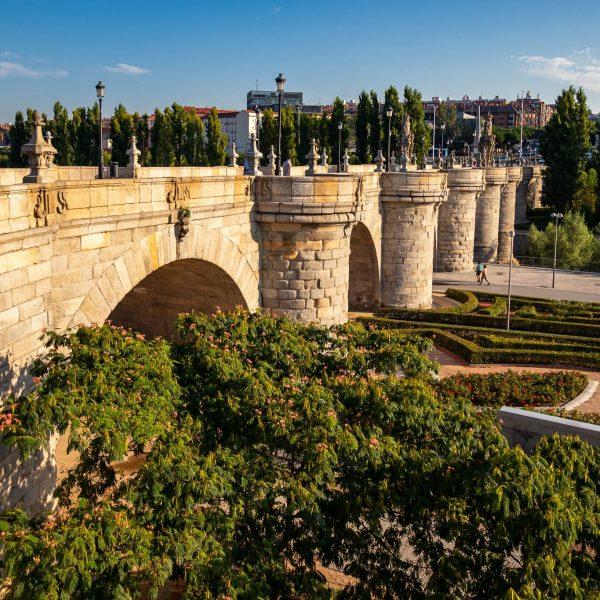 Puente de Toledo Madrid Río