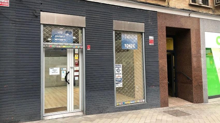 Alquiler de local cerca de la estación de Atocha