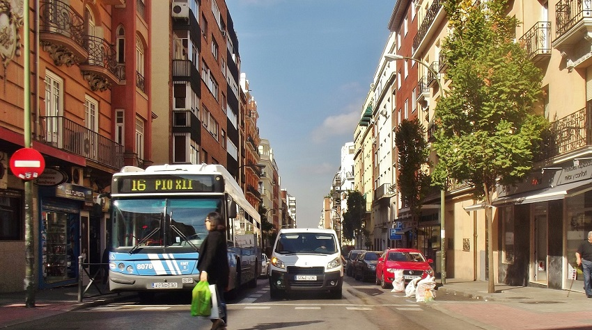 Calle de Fernández de los Ríos