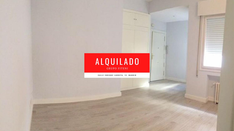 Alquiler de vivienda en la calle Enrique Larreta, Madrid