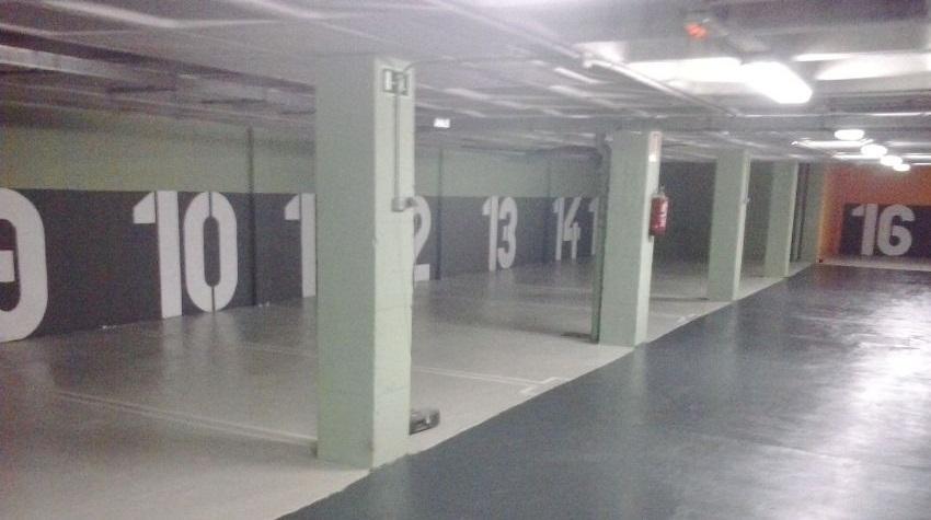 Alquiler de plaza de garaje en López de Hoyos Madrid