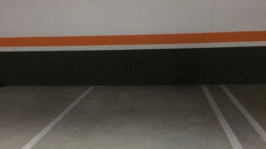 Alquiler de plaza de garaje en Boadilla del Monte