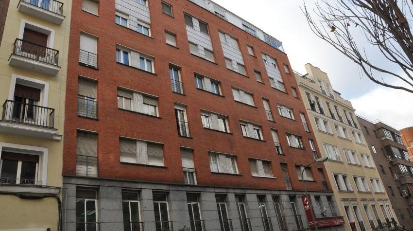 Alquiler de plaza de garaje en Fernández de los Ríos Madrid
