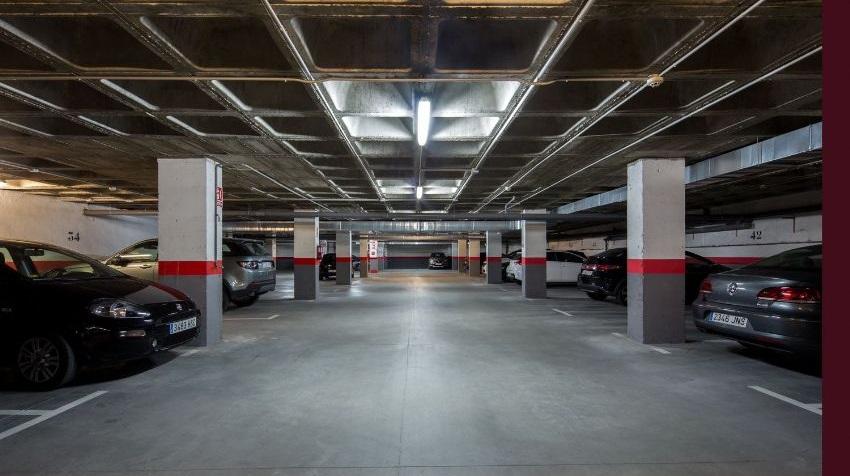 Alquiler de plaza de garaje en Las Rozas, Madrid