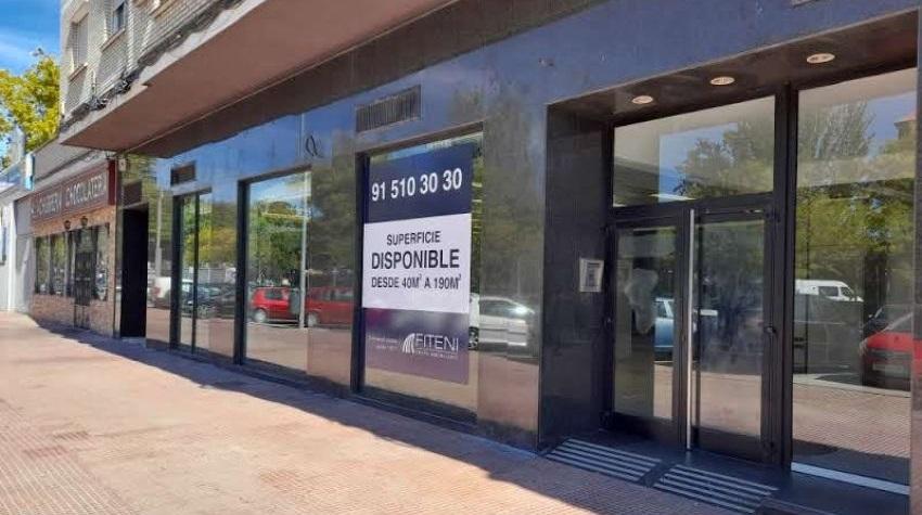 Paseo de Pastrana, 37. Alquiler de Local en Alcalá de Henares